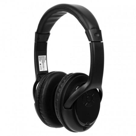 Căști Bluetooth negre I-JMB