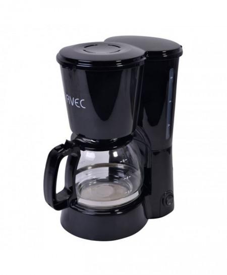 Filtru cafea Avec 750ML, 650W, negru