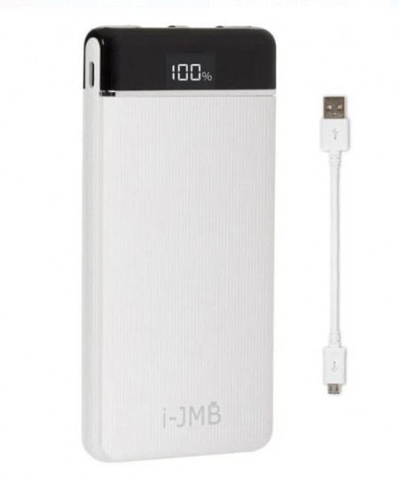 Baterie externa de 10000mAh cu display LED