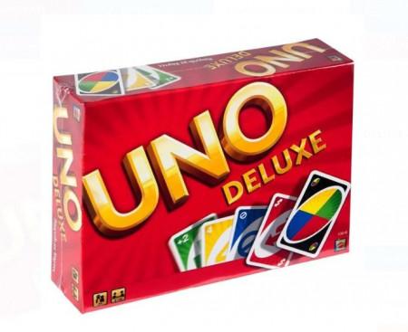 """Joc """"Uno deluxe"""""""