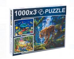 3 x 1000 Puzzle