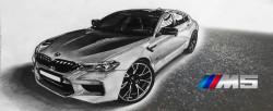 Cana termosensibila pentru pasionatii de BMW - M3 / M5