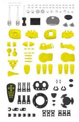 Construire Mini Robot cu miscare si sunet