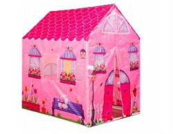 Cort de joaca pentru copii - Casuta Roz