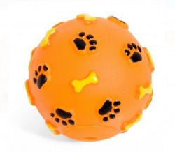 Jucarie in forma de minge pentru caine