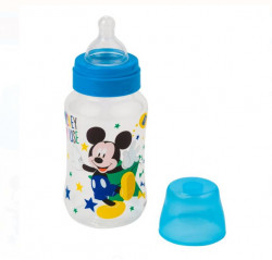 Sticla pentru bebelusi - model Mickey Mouse - 330ml