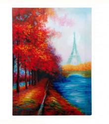 Tablou canvas - Turnul Eiffel - 30x40