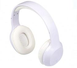 Căști Bluetooth albe I-JMB