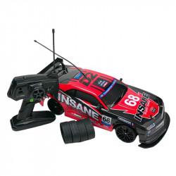 Masina racing cu controller, Rosu, 30km/h
