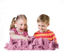 Nisip de artizanat cu matrite