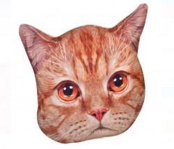 Perna in forma de pisica