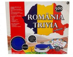 Romania Trivia, 500 intrebari
