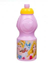 Bidon apa pentru copii cu design Princess 400ml