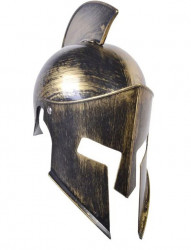 Casca Spartan Golden pentru copii