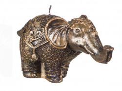 Lumanare elefant - 7,5x15 cm