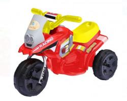 Motor electric cu lumini, viteza maxima 2.5km/h