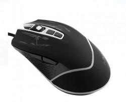 Mouse pentru jocuri 3200 dpi LED negru
