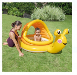 Piscina Baby Snail 147x142 - Intex