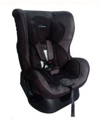 Scaun auto pentru copii,Negru - Gri, 0-18 kg, 42x54x65 cm