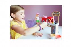 Set de joaca Barbie - pizzerie cu accesorii