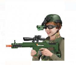 Set de lupta - echipament militar cu 8 accesorii