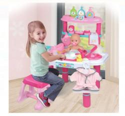 Set ingrijire bebelus cu accesorii