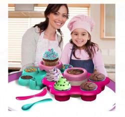 Set - Masina de facut cupcake