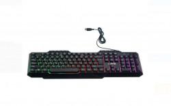 Tastatura gaming cu LED