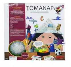 Tomanap - joc educativ, varsta 5+