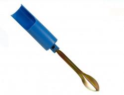 Bază de undiță albastră 29 cm.