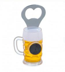 Deschizator cu magnet - model bere
