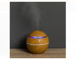 Difuzor aromaterapie cu LED, 130 ml + Sticluta ulei parfumat CADOU