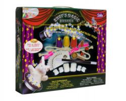 Joc educativ - Valiza magica ( 50 trucuri si iluzii )