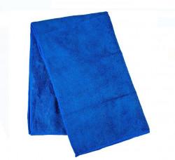 Prosoap de fitness Albastru 40x65 cm