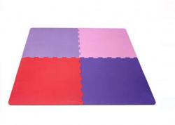 Puzzle de podea colorată 63x63 cm
