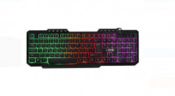 Tastatura gaming cu LED