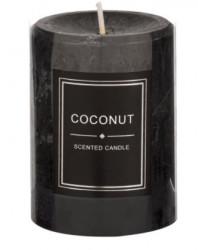 Coloana Lumânare Aromatic Lalea Neagră 7x9,5 cm