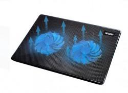 Cooler pentru laptop 15,6 'WESDAR cu lumină