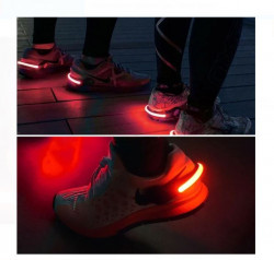 Lumină de siguranță LED pentru pantofi