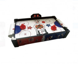 Masa de Air Hockey cu scor electronic, 58x31x12,9 cm