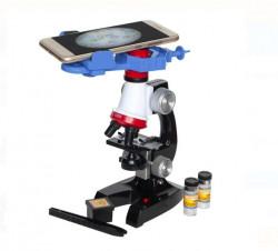 Microscop cu suport pentru smartphone