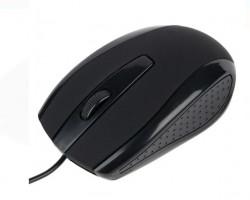 Mouse cu fir Optic Negru 1200 dpi