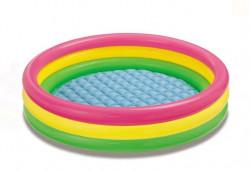 Piscină colorată pentru copii 147x33 - Intex