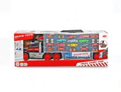 Playset camion cu vehicule