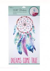 """<img src=""""dreamssss.png"""" alt=""""Sticker de perete - Dreamcatcher Mesaj """"Visele devin realitate"""" - 50x32 cm"""">"""