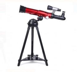 Telescop 75 mm 20x 30x 40x cu trepied