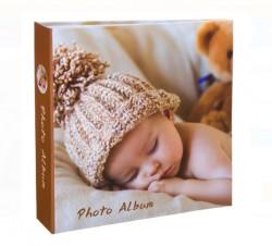 Album foto bebe - 200 fotografii, 22.5 x 22 cm
