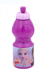 Bidon apa pentru copii cu design Frozen2 400ml