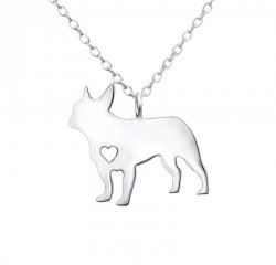 Colier Argint 925, Model Pisica
