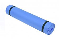 Covor Fitness Albastru 180x60x0,6 cm